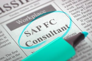 SAP FC Consultant Hiring Now. 3D.