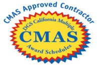 CMAS Approved Contractor Certification - Enterprise IT Solutions from Global IT Services