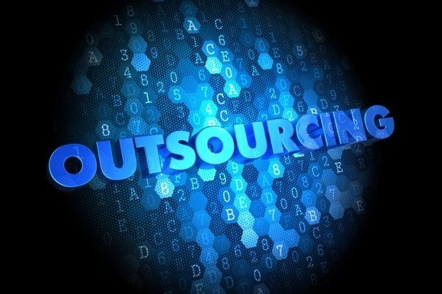 Outsourcing Graphic - IT Outsourcing Services from Global IT Services