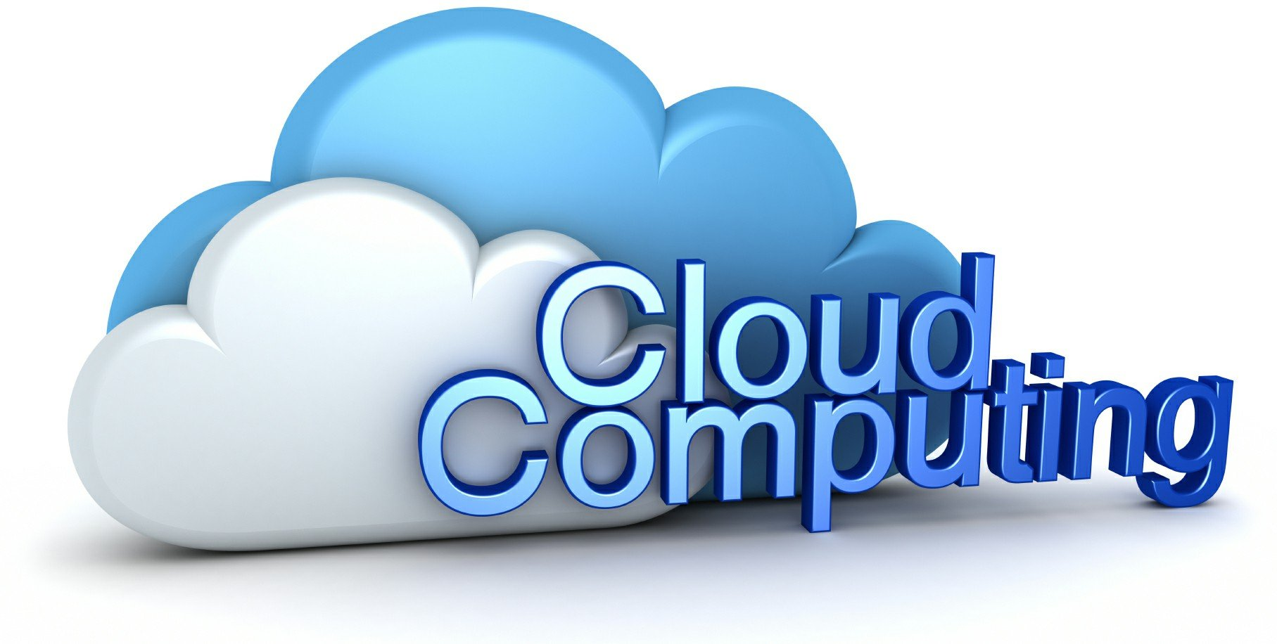 Cloud Computing Graphic - Cloud Computing Services from Global IT Services